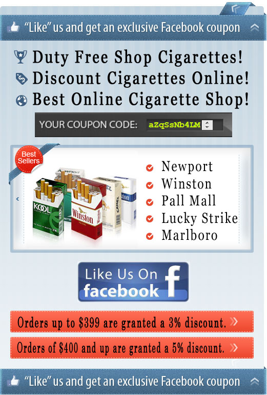 Buy Florida cigarettes Fortuna